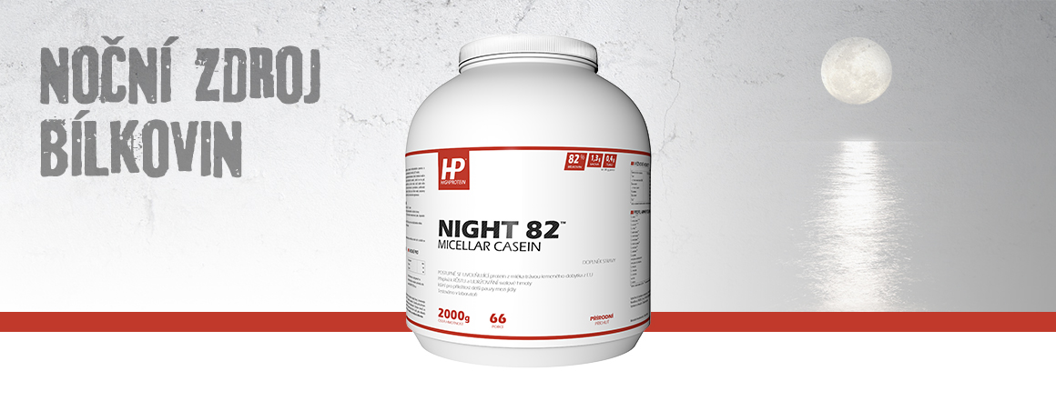 baner_HIGHPROTEIN_Night 82™ Micellar Casein_CZ_2